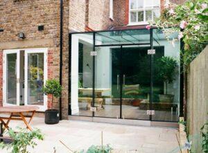 ablak üvegajtó - terasz beépítés