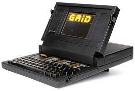 grid compass, az első laptop