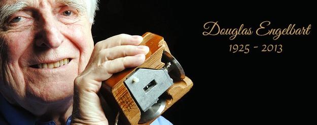 Douglas Engelbart első egér
